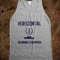 Horizontal Running Champion - Awesome fun #$!!*&