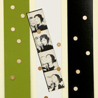 Magnetic Strip Bulletin Board - See Jane Work