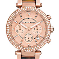 Women's Michael Kors 'Parker' Chronograph Watch, 39mm