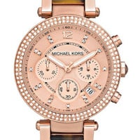 Michael Kors 'Parker' Chronograph Watch | Nordstrom
