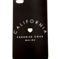 Paradise Cove iPhone 4/4S Case