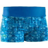 Under Armour Women's Sonic Printed Compression Shorts - Dick's Sporting Goods
