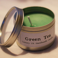 Green Tea Candle | Luulla