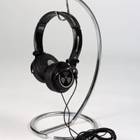 Classic Headphone Stand in Chrome | Spectrum Diversified SP-42970HP