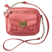 Xhilaration® Key Item Crossbody - Coral