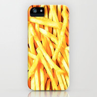 POTATOES iPhone 5 Case by Simone Morana Cyla