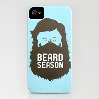 Beard Season iPhone Case by Chase Kunz | Society6