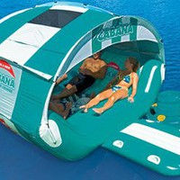 SPORTSSTUFF CABANA ISLANDER Inflatable Lounge