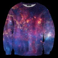 Fly Federation  Purple sweater sweater