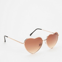 Urban Outfitters - UO Heartbreaker Sunglasses