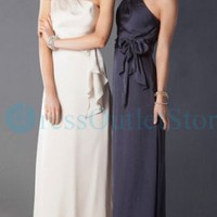Classic Pink Beades Sheath Floor-length Eveving dress  : dressoutletstore.co.uk, Wedding Dresses Outlet