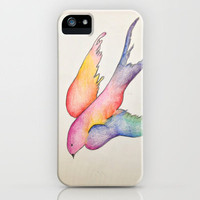 Bird iPhone Case by Elyse Notarianni | Society6