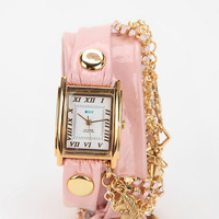 Urban Outfitters - La Mer Crystal Ballerina Wrap Watch