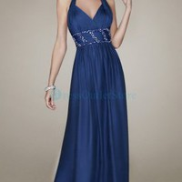 Cheap Noble One-shoulder Jewelry Evening Dress : dressoutletstore.co.uk, Wedding Dresses Outlet