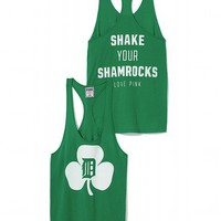 Detroit Tigers St. Patrick&#x27;s Day Tank