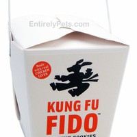 Kung Fu Fido - Fortune Cookies for Dogs (2.5 oz)