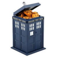Doctor Who: TARDIS Talking Cookie Jar