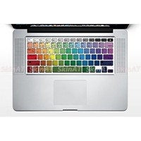 Amazon.com: Top Decal Rainbow Macbook Keyboard Decal Humor Sticker Art Protector: Computers & Accessories
