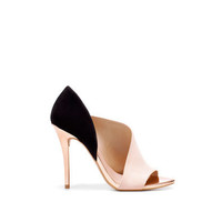 LAMINATED HEEL SANDAL - Shoes - Woman - ZARA United States