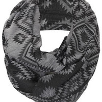 Jaquard Snood - New In This Week  - New In