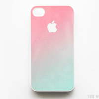 iPhone 5 4 Ombre Case  Gradient Fade   Samsung by CaseOfIdentity