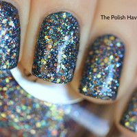 Shimmer Nail Polish - Natalie