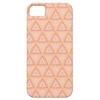 iPhone 5 Polka dot mosaic pattern iPhone 5 Case from Zazzle.com