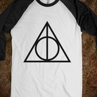 Deathly Hallows Baseball Tee