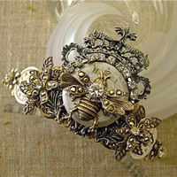 Queen Bee Steampunk Crown