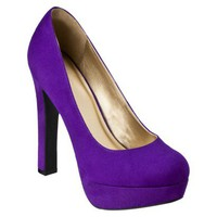 Women's Mossimo® Paisley Pump - Purple
