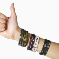 The Lens Bracelet - The Photojojo Store!