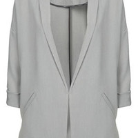 Strap Back Tailored Jacket - Jackets & Coats  - Clothing
