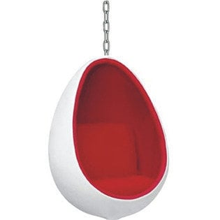 Wilson Hanging Egg Chair- Fine Mod Imports Inc.-For the Home-Living Room-Chairs &amp; Recliners