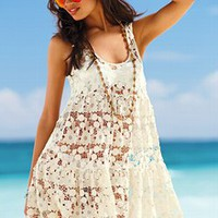 Lace Cover-up Dress - Beach Sexy - Victoria&#x27;s Secret