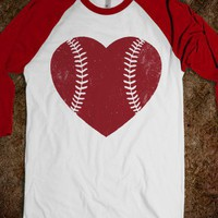 Baseball Love Alternate - Sports Fun