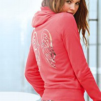 Graphic Fleece Hoodie - Supermodel Essentials - Victoria&#x27;s Secret