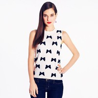 kate spade   ruthie bow sweater