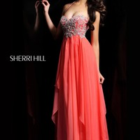 Sherri Hill 3836 Orchid Evening Gown