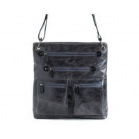 Graphite Harper Cross Body
