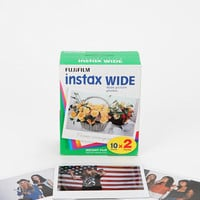 Urban Outfitters - Fujifilm Instax Wide Film - Pack of 2