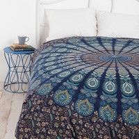 Paisley Medallion Duvet Cover