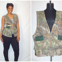 Wildlife Design Hunting Vest Men/Women