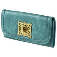 Xhilaration® Envelope Wallet - Green