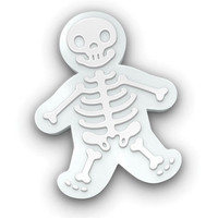 Fred and Friends: Gingerdead Men Cookie Cutters