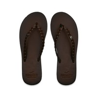 Hollister Co. - Shop Official Site -  Bettys - Flip Flops - Leather - Classic Flip Flops