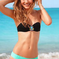 Jewel Push-Up Bandeau Top - Beach Sexy - Victoria&#x27;s Secret