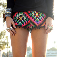 Aztec Skirt