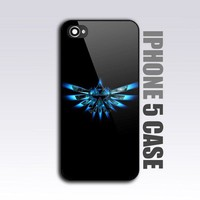 The Legend Of Zelda - For iPhone 5 Black Case / Cover