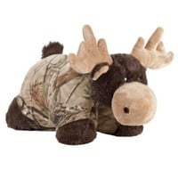 Realtree Camo Moose Pillow Pet - Gander Mountain