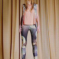 Golden Dust leggings